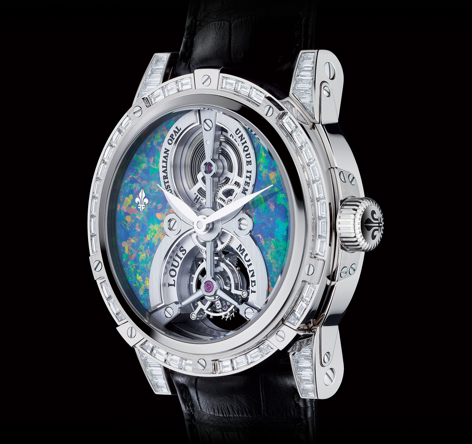 LOUIS MOINET watch clock time (40)
