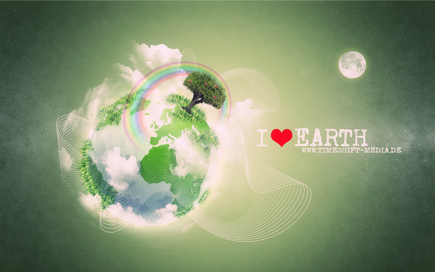 Love on earth