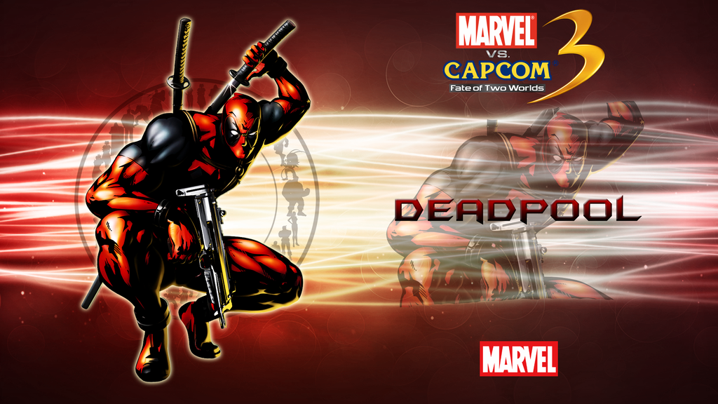 Marvel vs. Capcom 3 - Deadpool