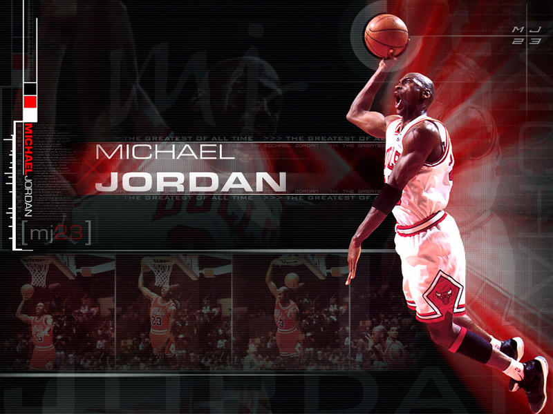 michael jordan chicago bulls nba basketball