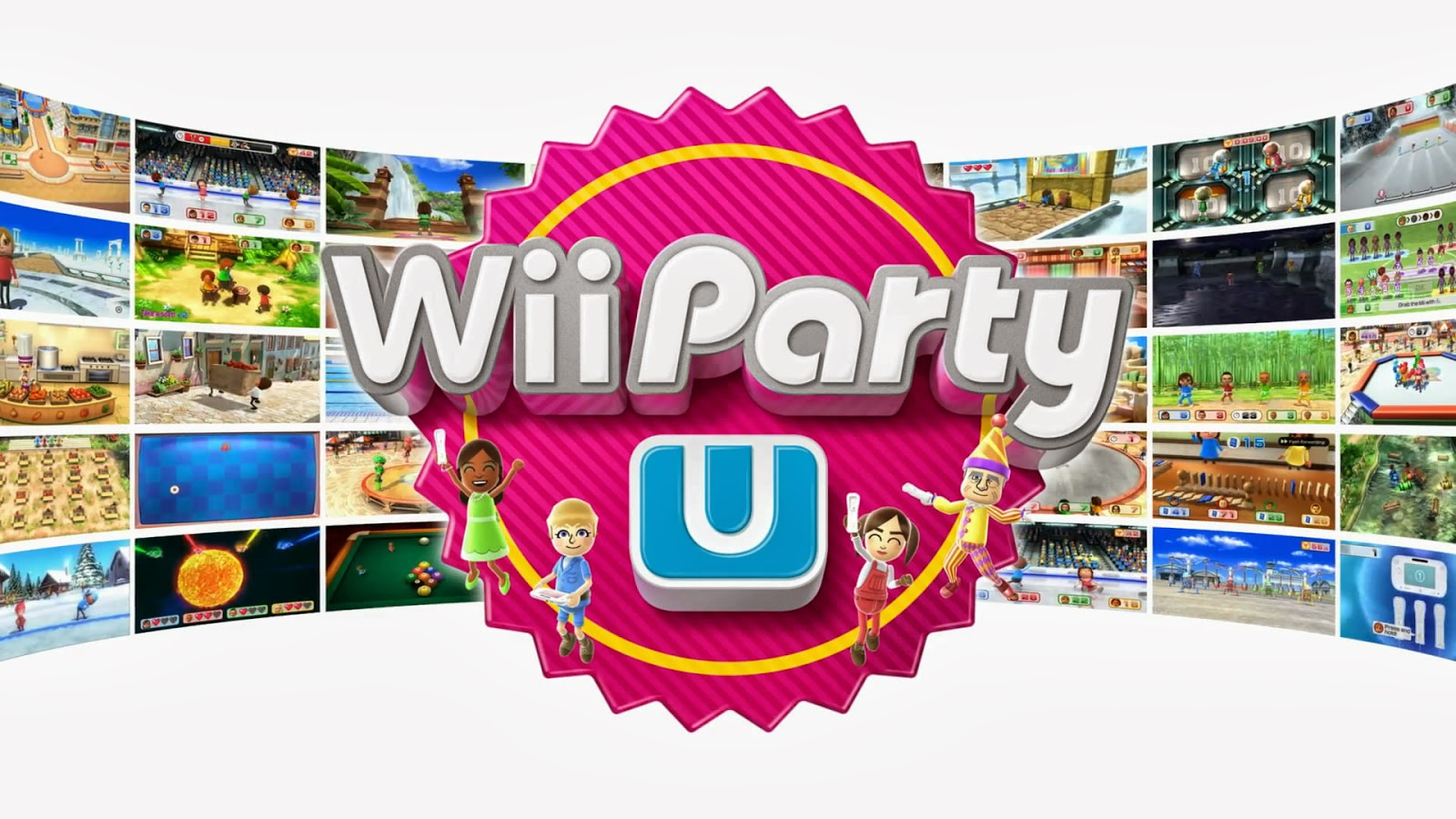 Ninendo Wii Party