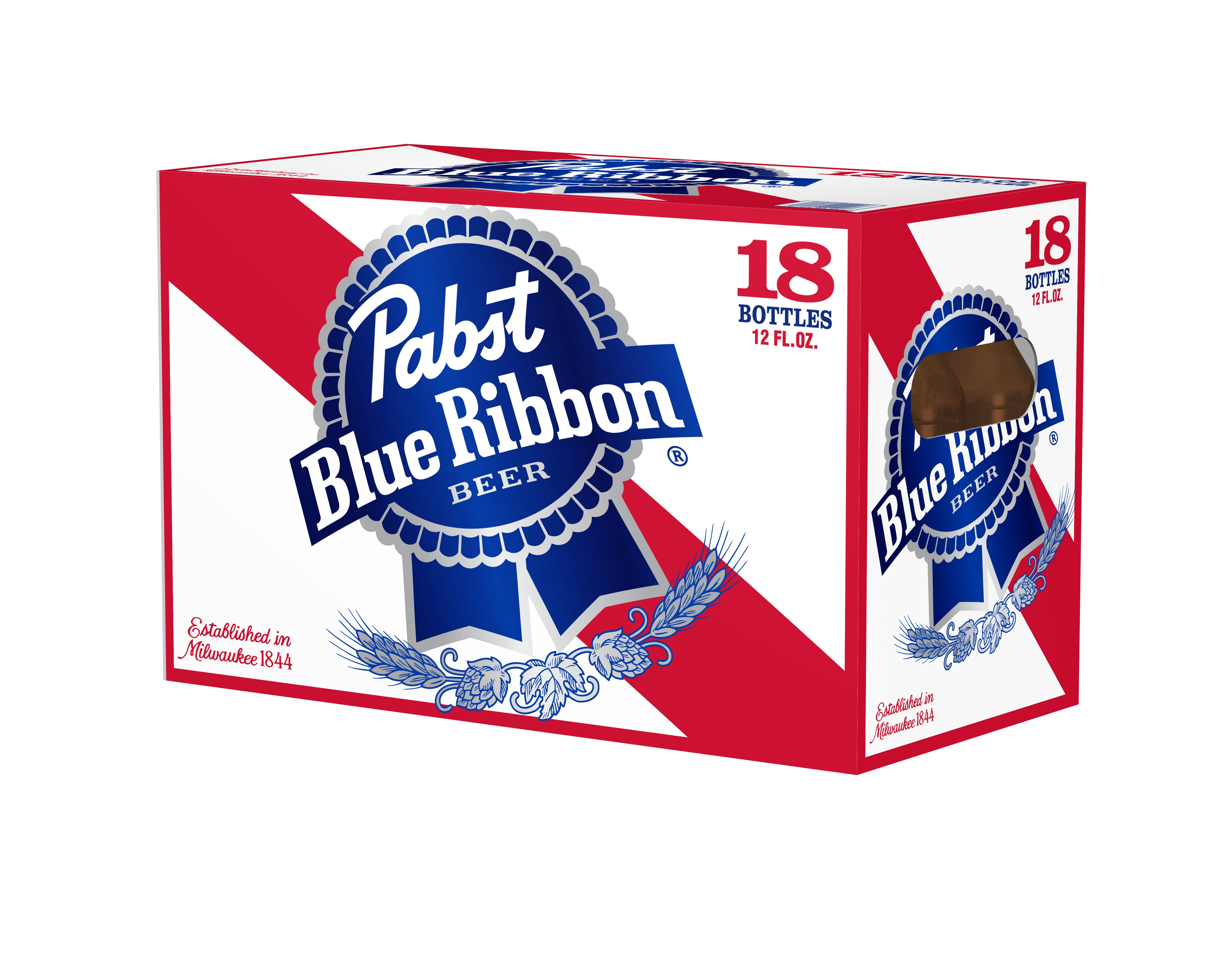 PABST BLUE RIBBON BEER alcohol (1)