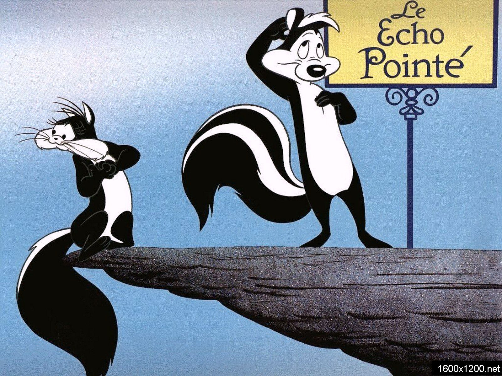 PEPE LE PEW Looney Tunes french france comedy family animation 1pepepew skunk cat romance