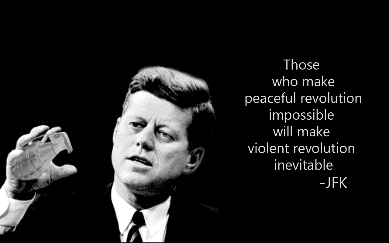 quotes John F_ Kennedy