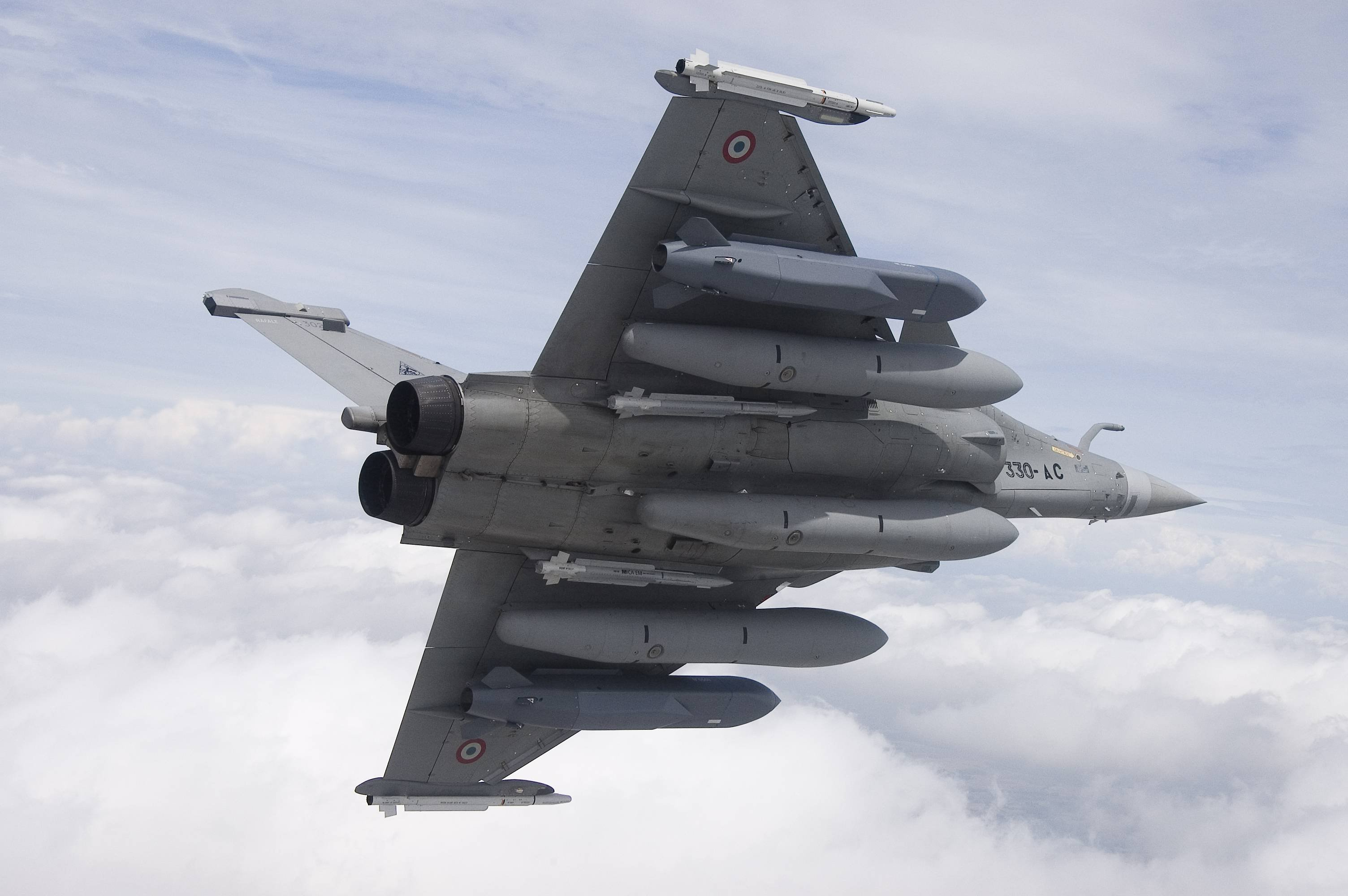 Rafale Fighter Jet military airplane plane fighter (6)