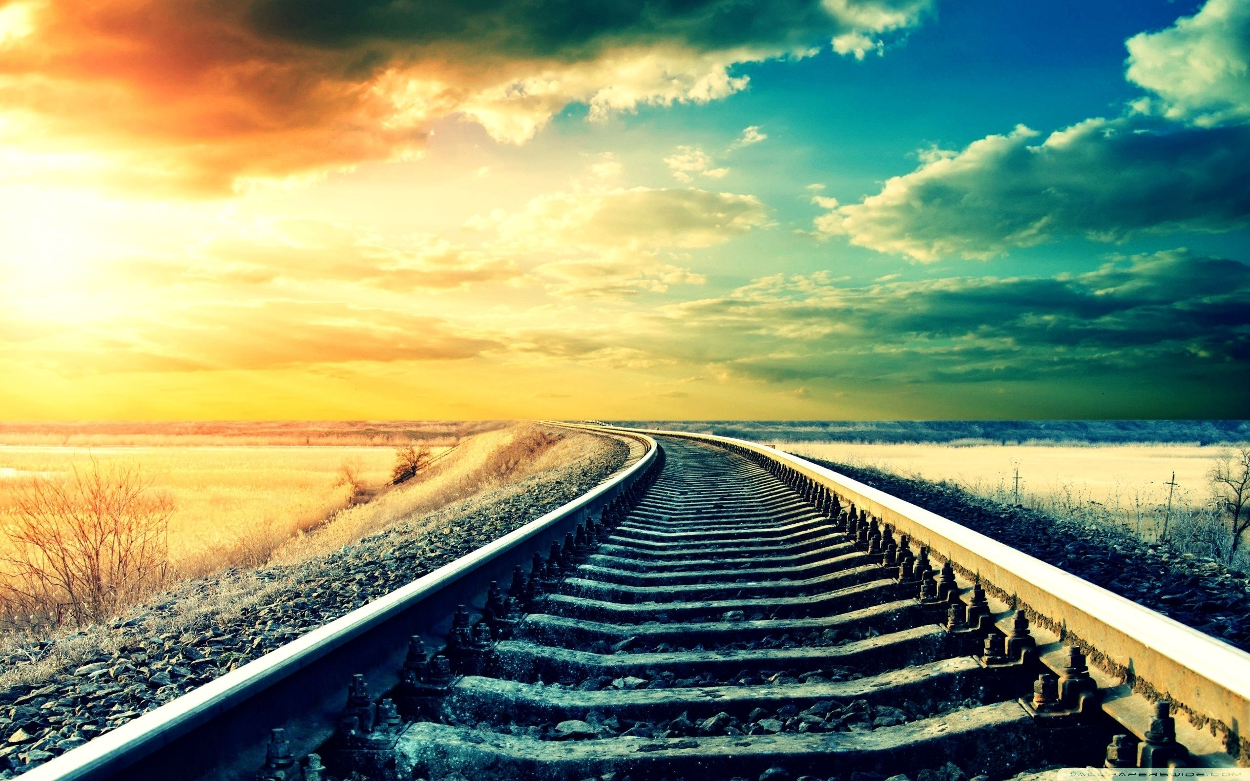 Railroad Backgrounds