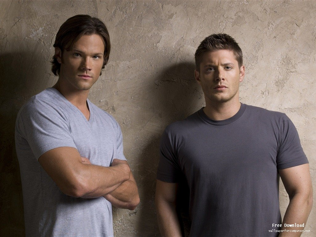 Sam and Dean Whinchester - Supernatural