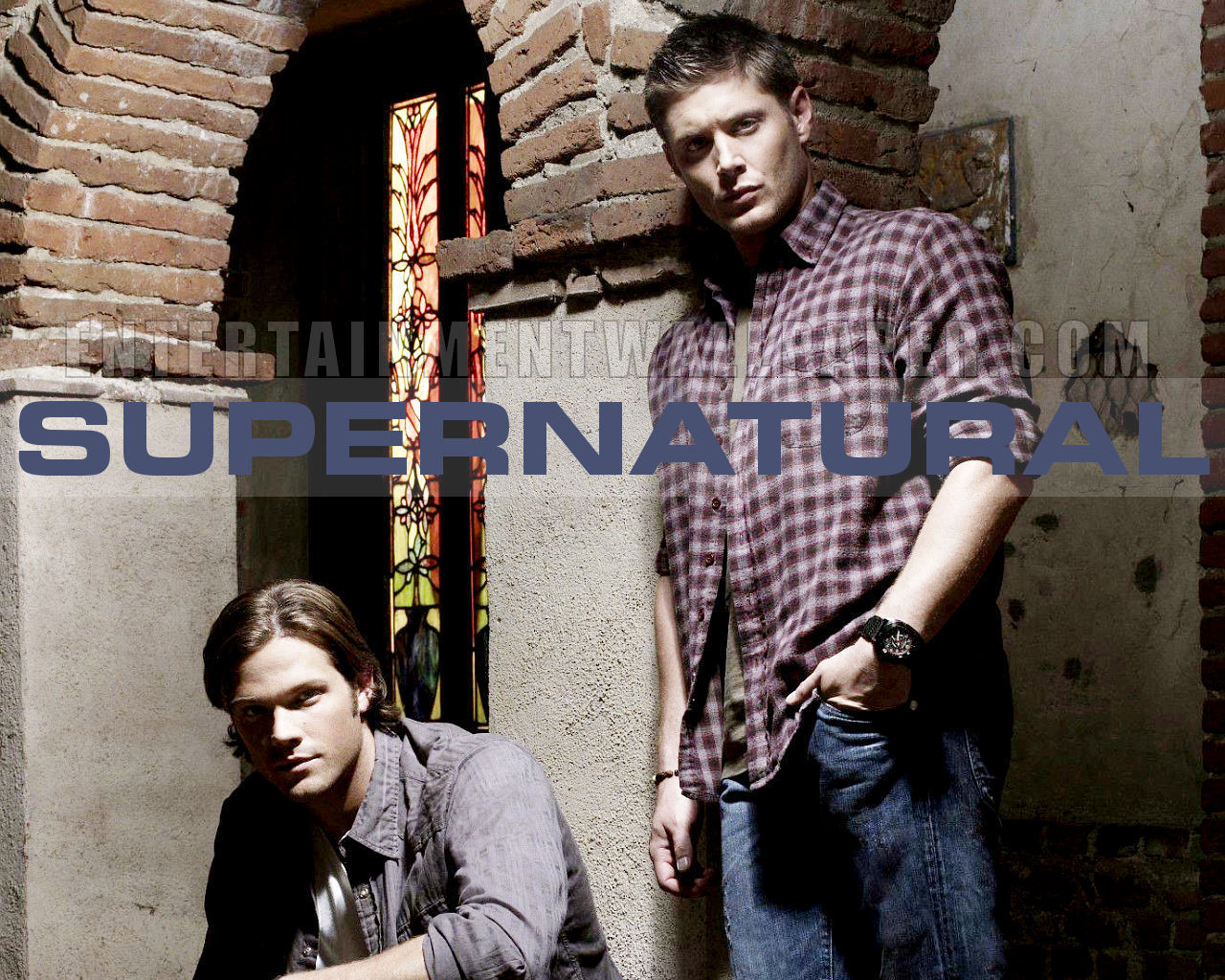 Sam and Dean Winchester - Supernatural