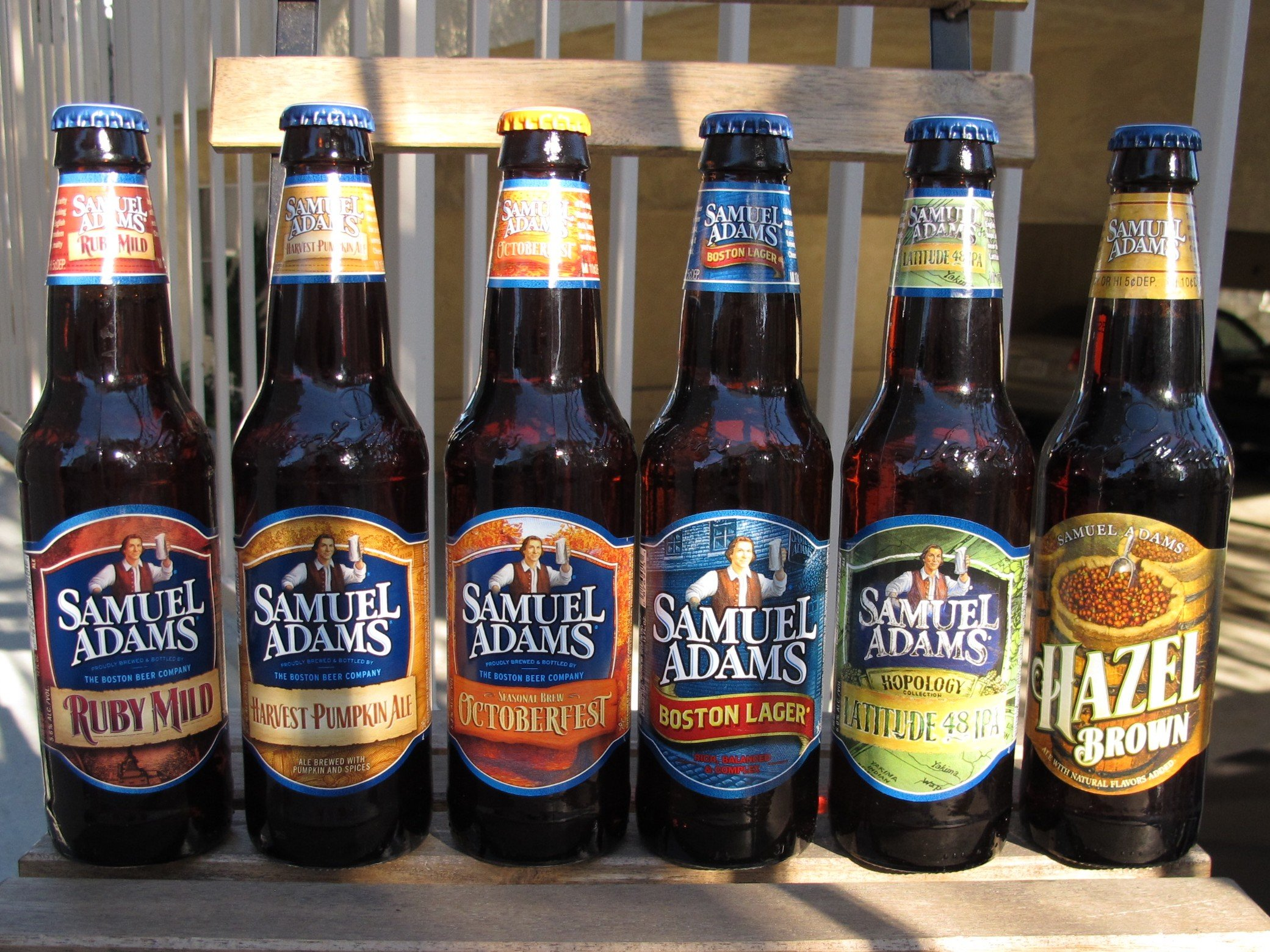 SAMUEL ADAMS BEER alcohol (3)