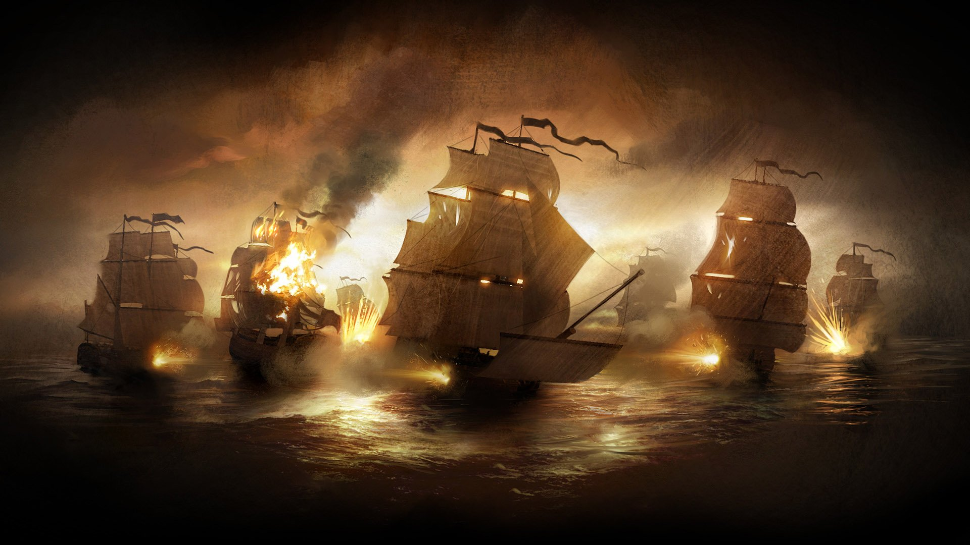 ships battles Total War vehicles Empire: Total War sea