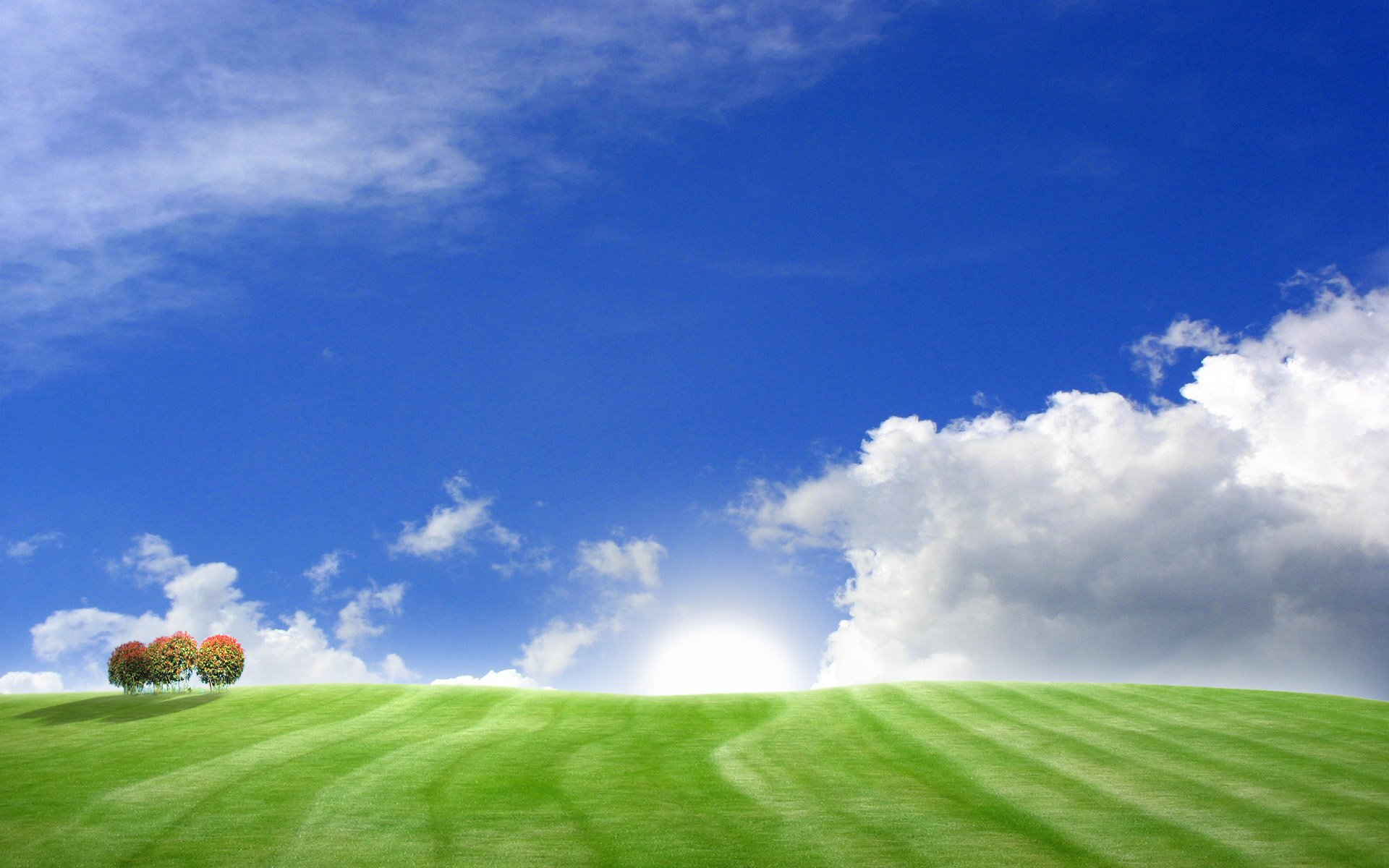 Spring Landscape Screensavers