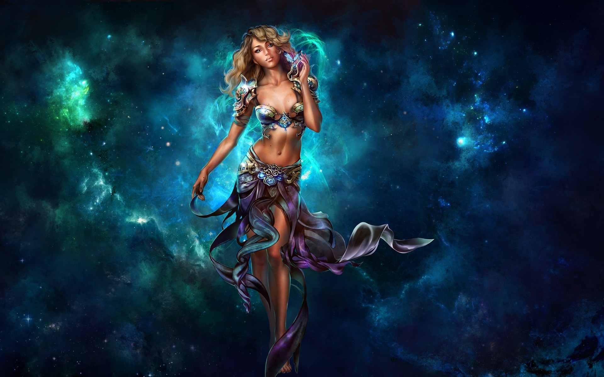 Star Ocean The Last Hope reimi fantasy archer women females girls babes sexy sensual weapons bow brunette