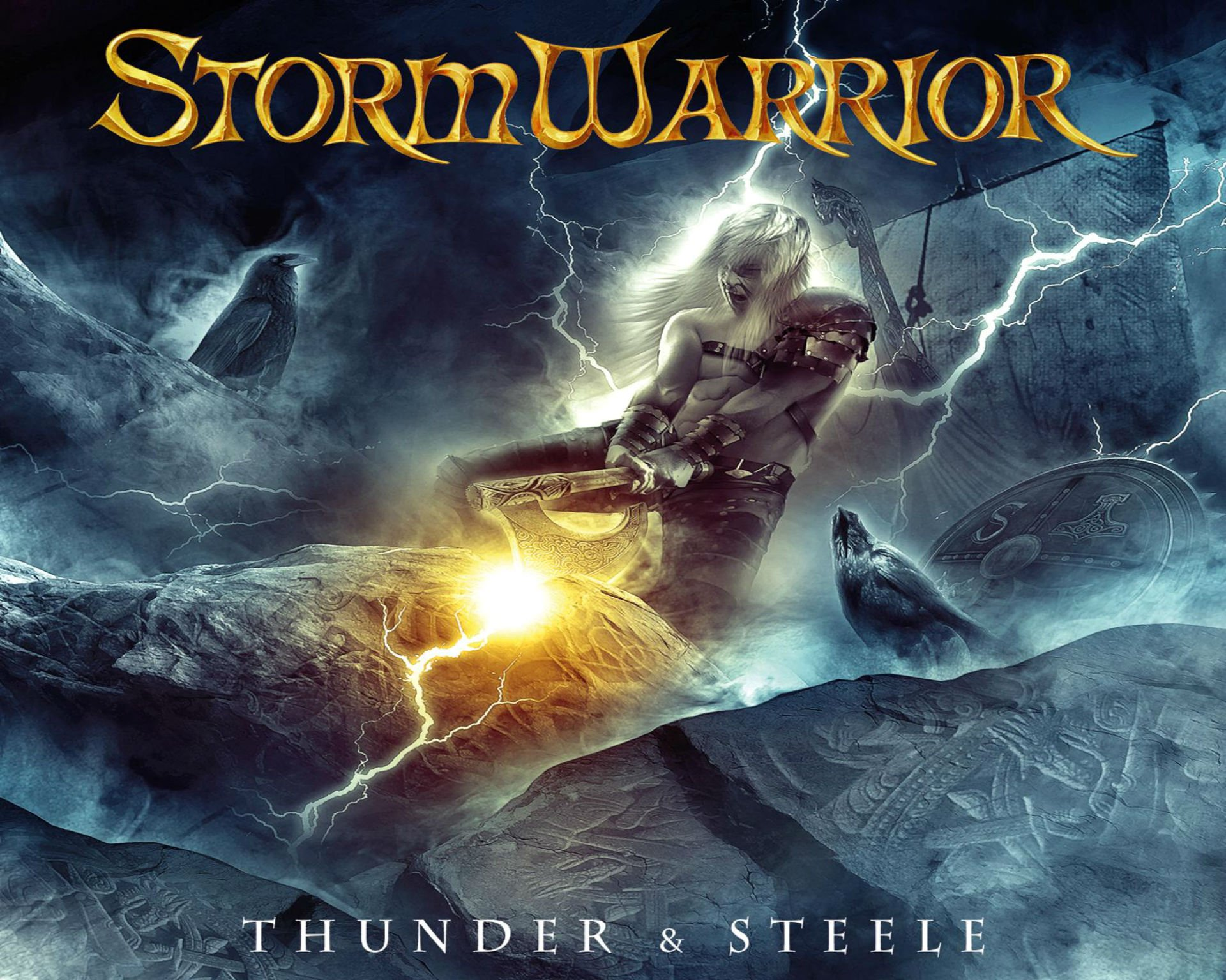 STORMWARRIOR speed power metal heavy fantasy dark warrior