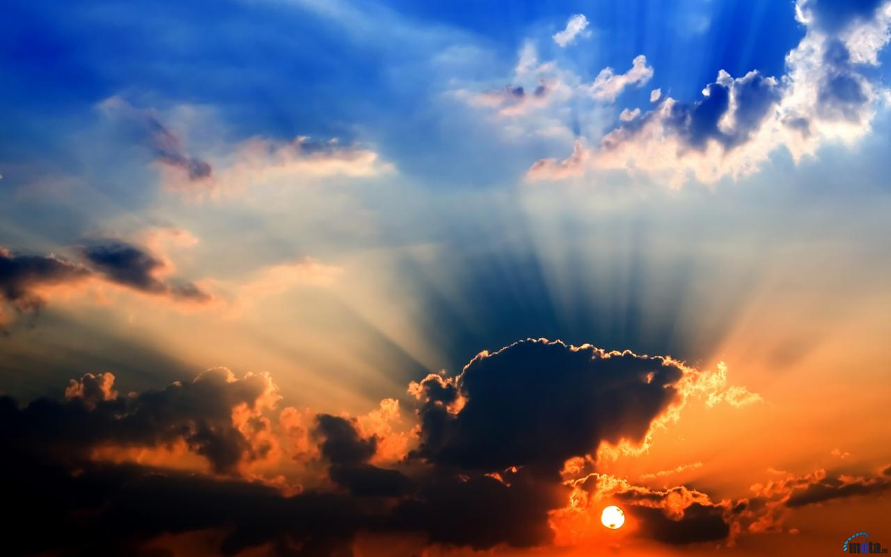 Sun Rays Picture
