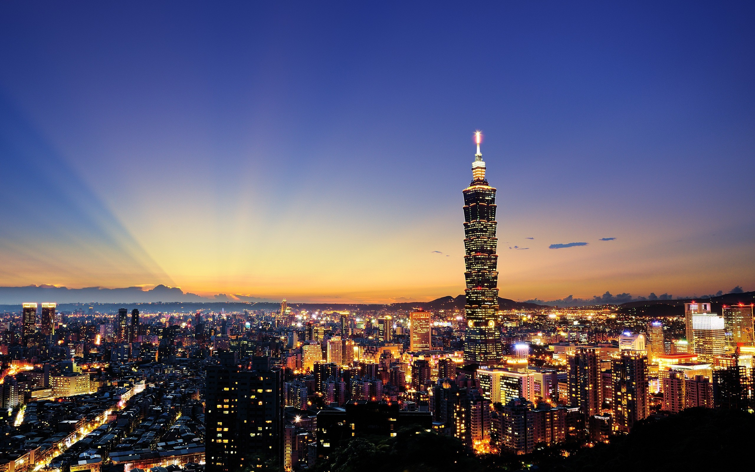 Taiwan Background