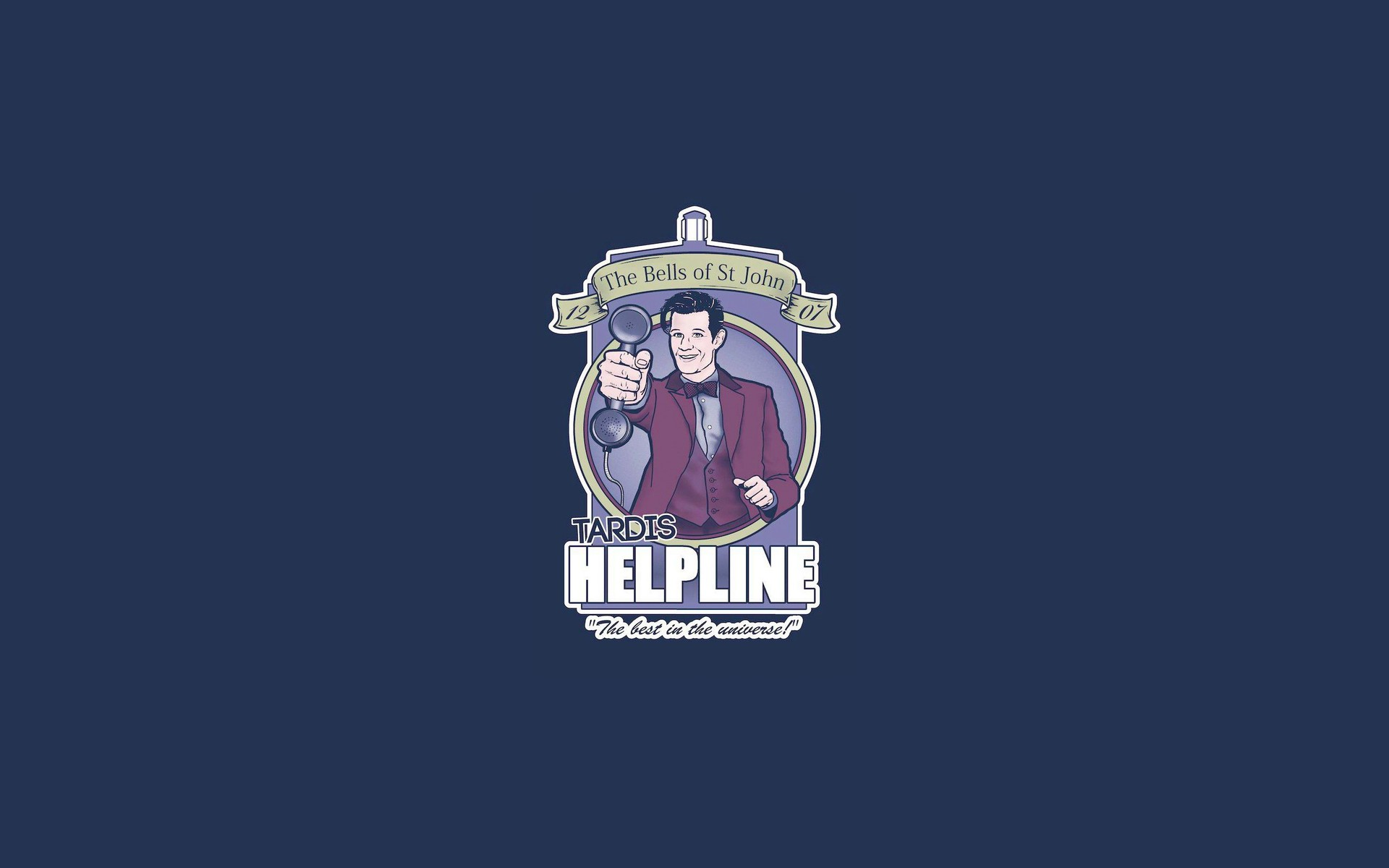 TARDIS Helpline - Doctor Who