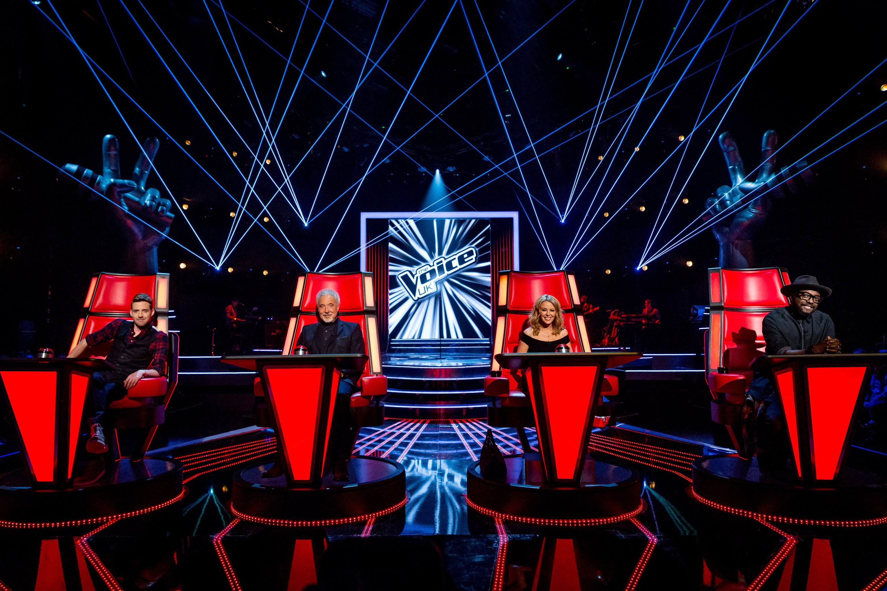 THE VOICE singer reality series music the-voice