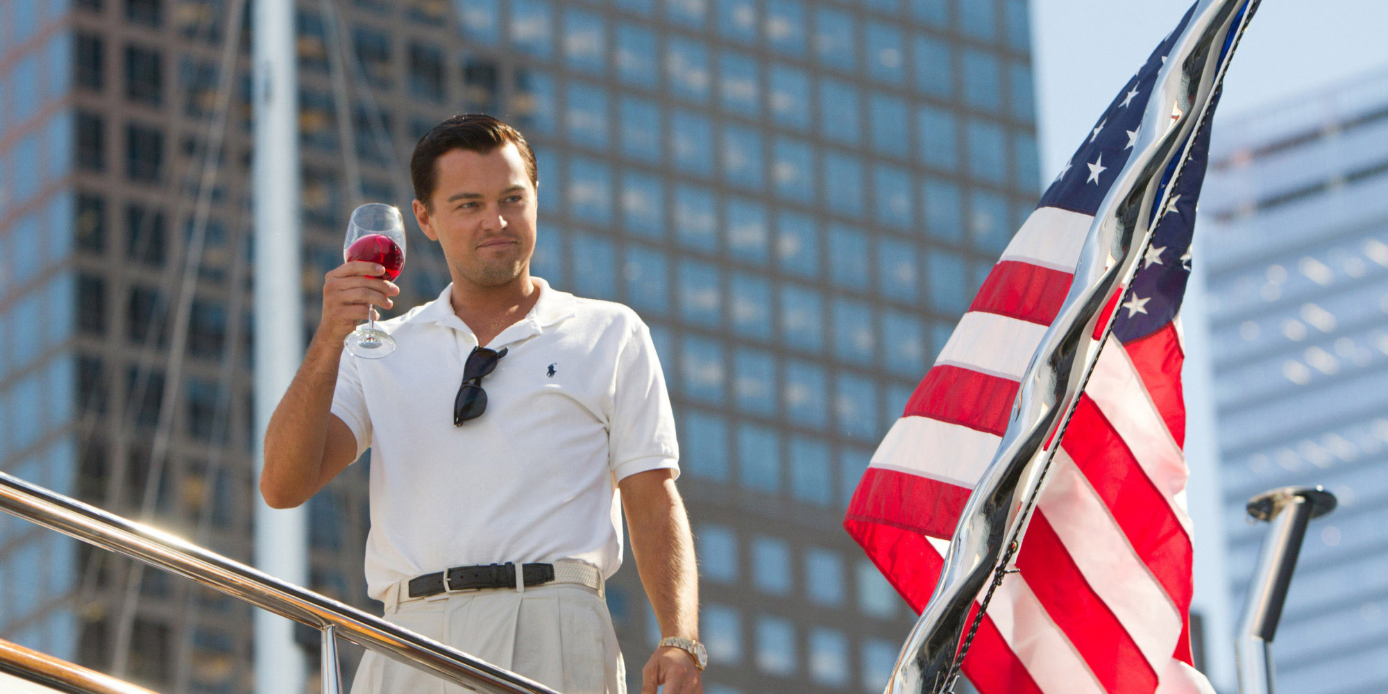 THE WOLF OF WALLSTREET biography comedy drama   f
