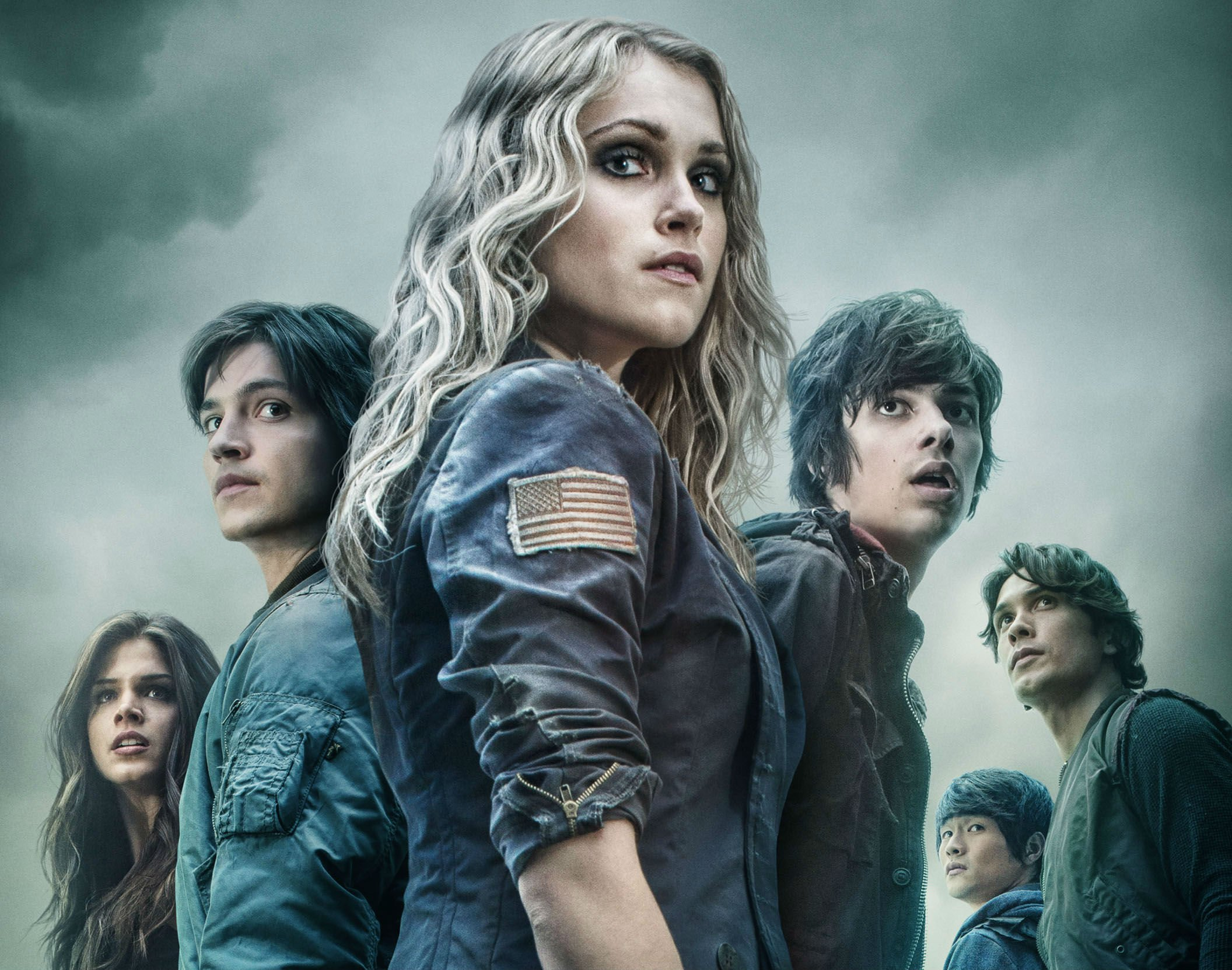 THE-100 drama sci-fi series 100 hundred one (16)