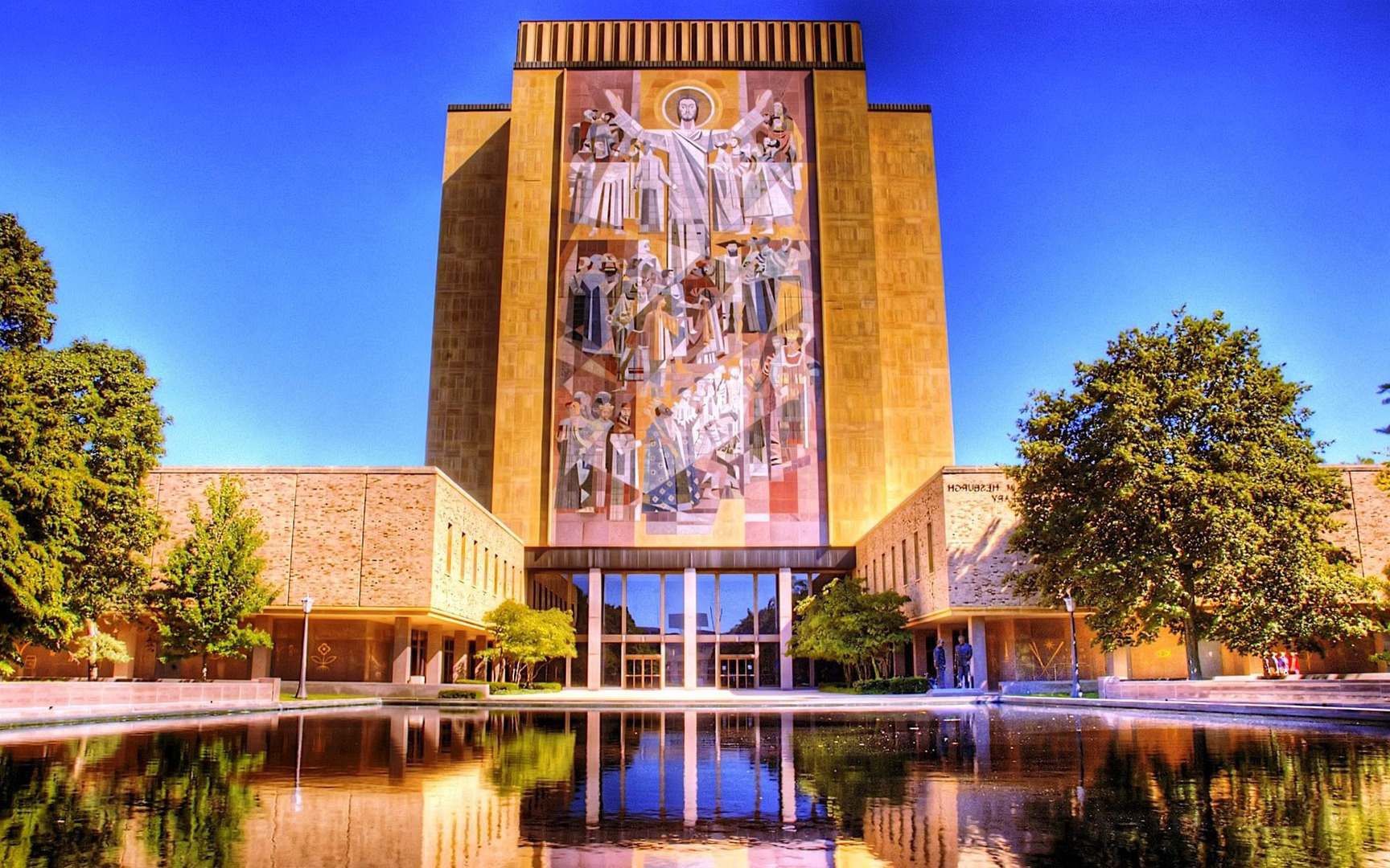 Theodore Hesburgh Library, University of Notre Dame