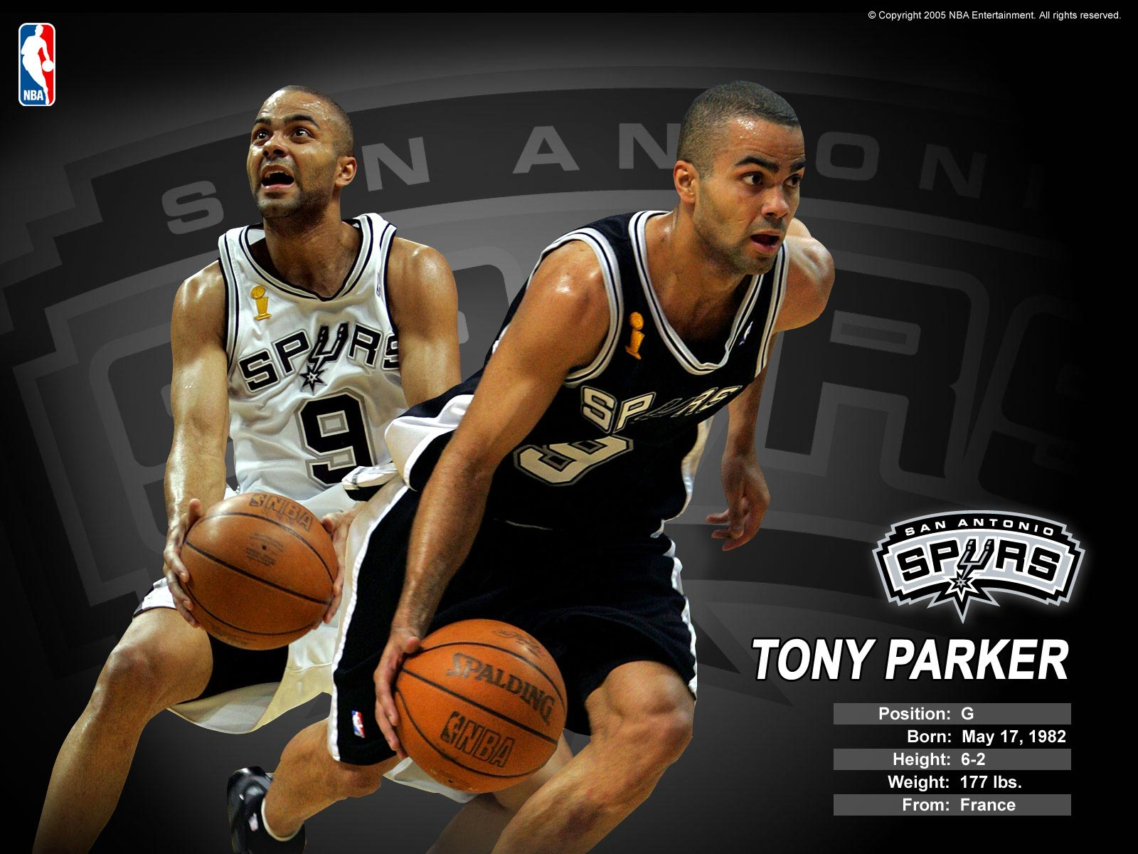 tony parker spurs san antonio ball Spurs basketball nba