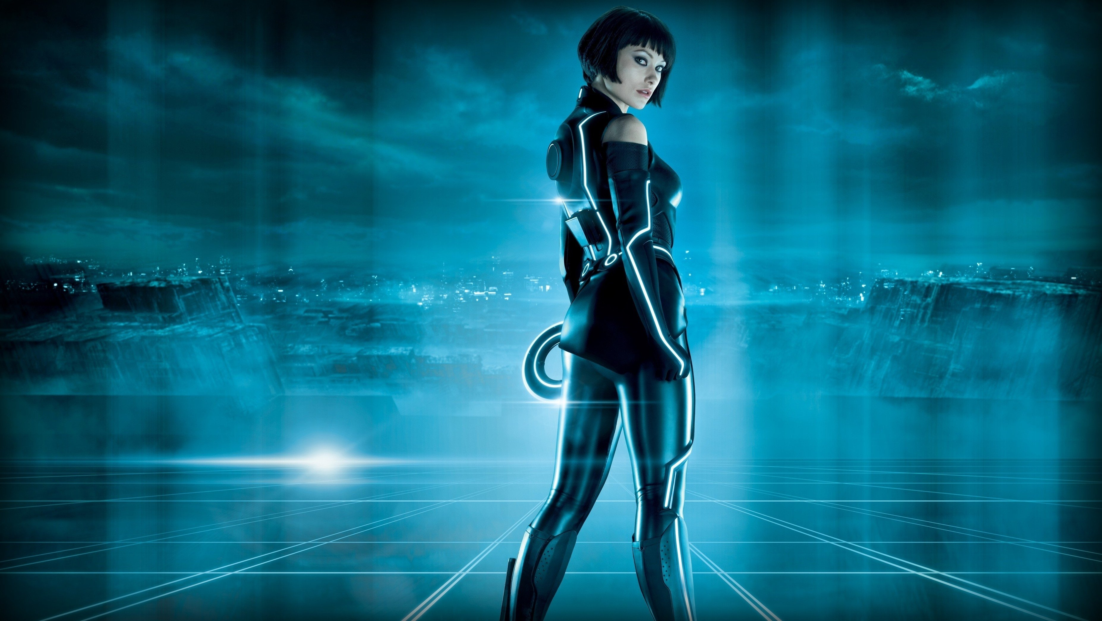 TRON action adventure sci-fi futuristic disney