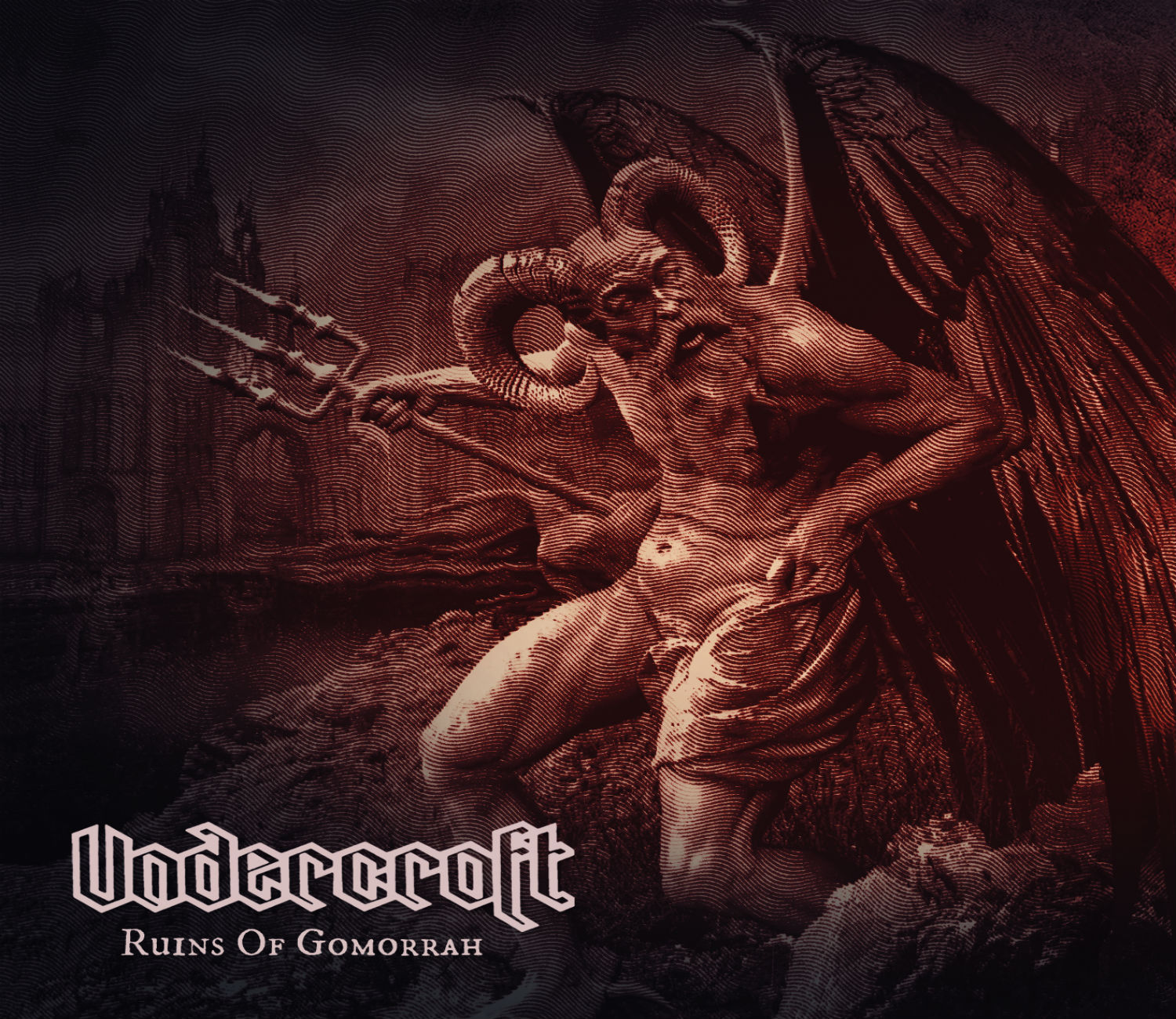 UNDERCROFT thrash death metal heavy dark fantasy demon    f