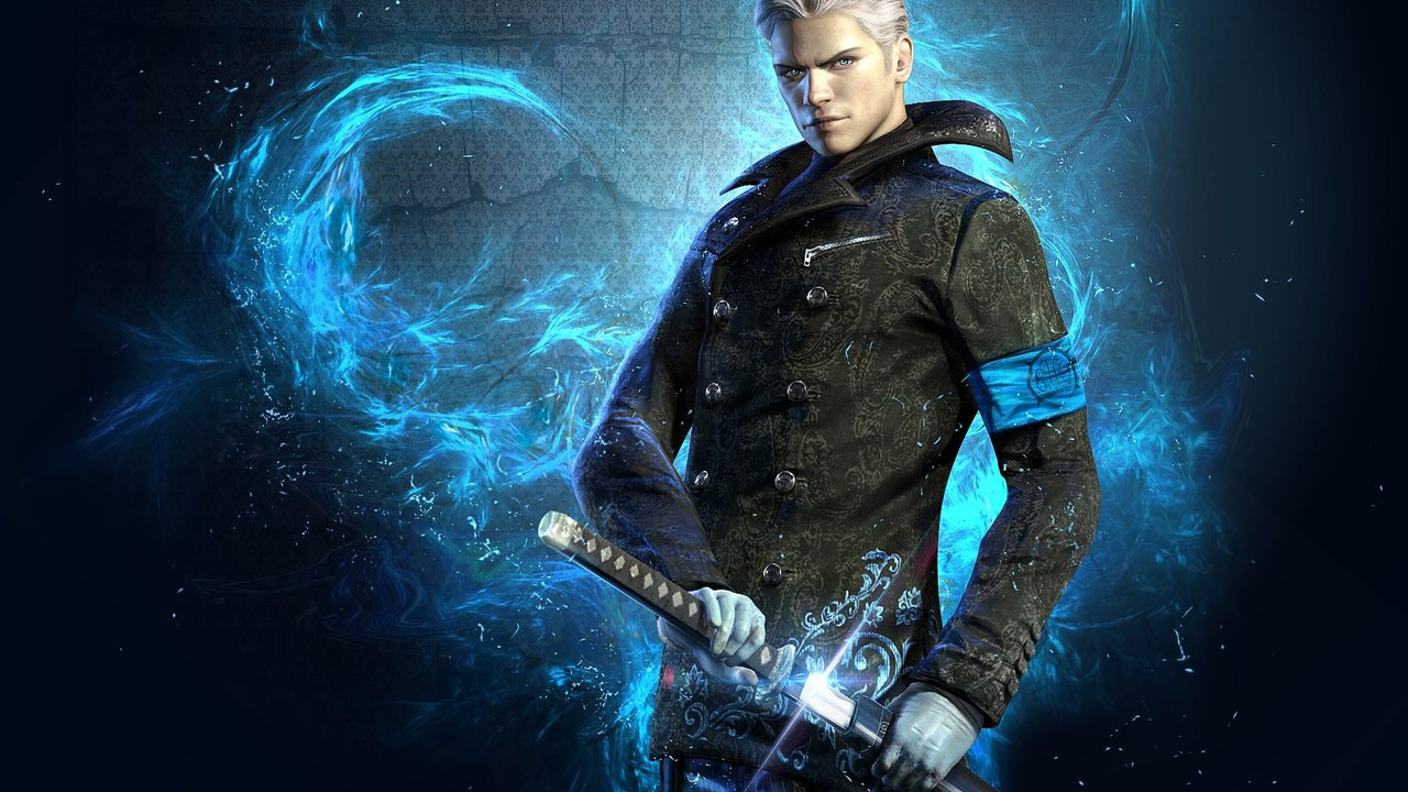 Vergil - Devil May Cry