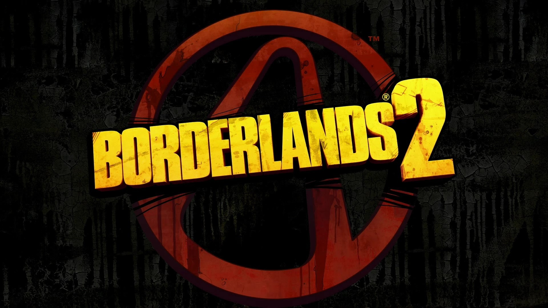 video games Borderlands logos