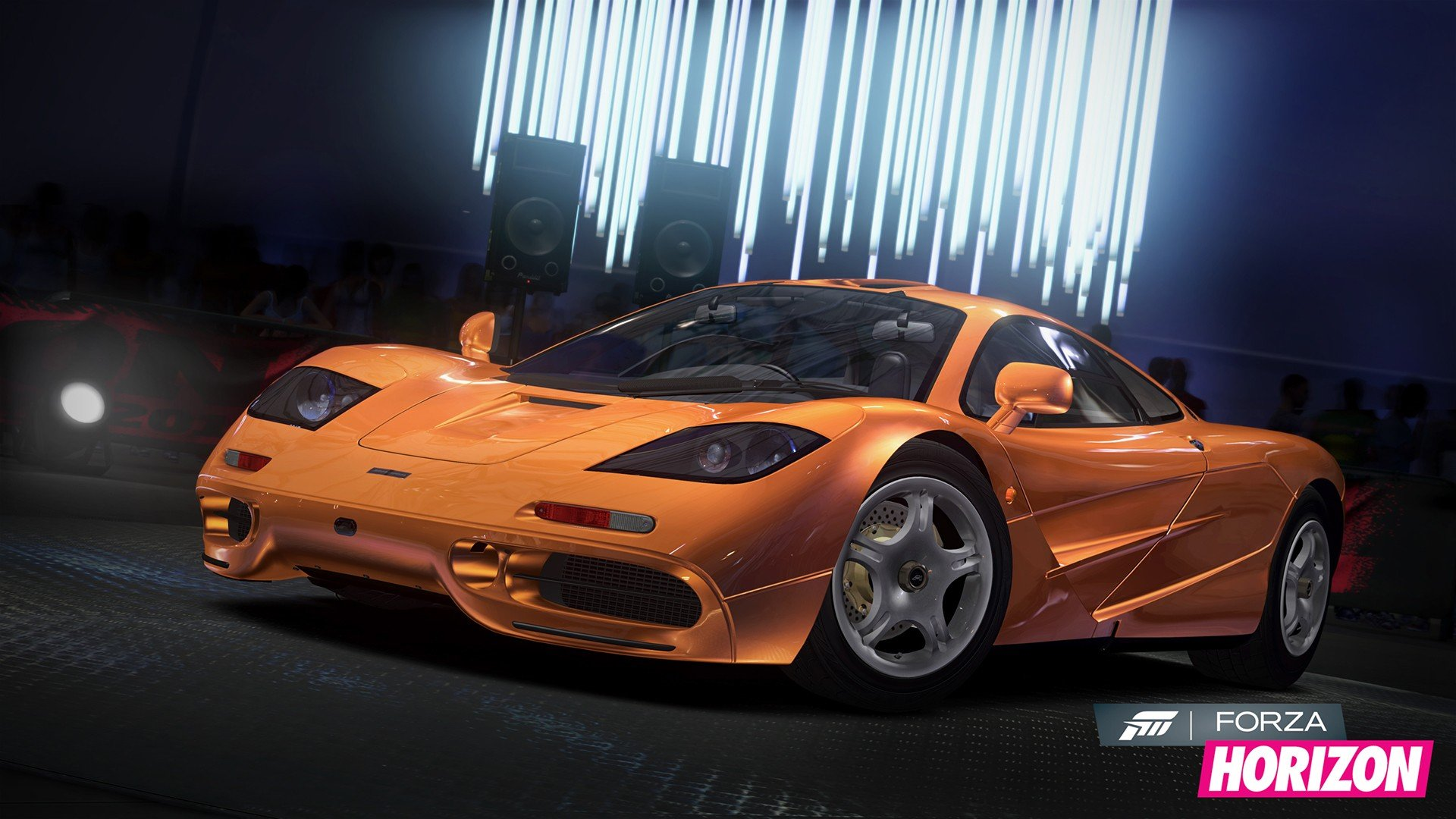 video games cars Xbox 360 McLaren F1 Forza Horizon