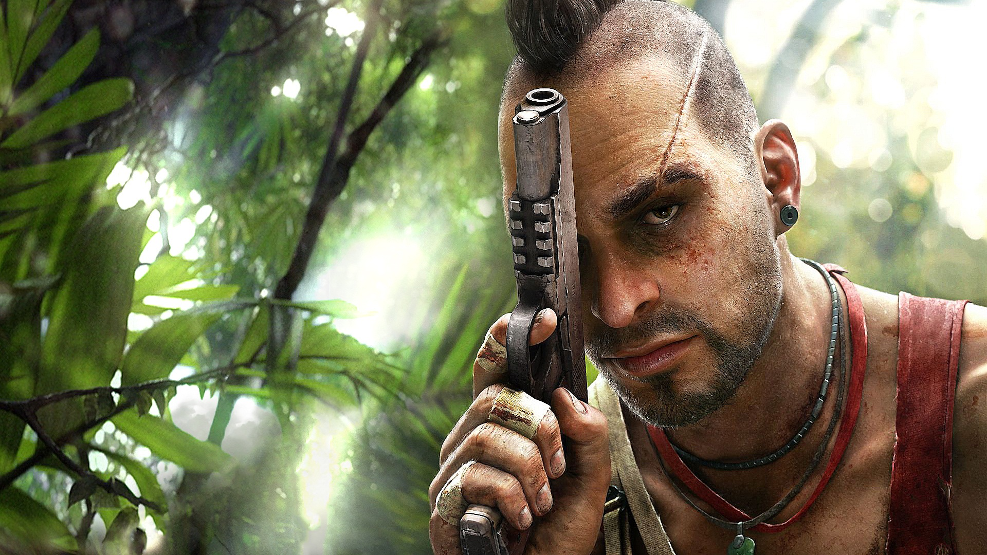 video games Far Cry 3 video game art
