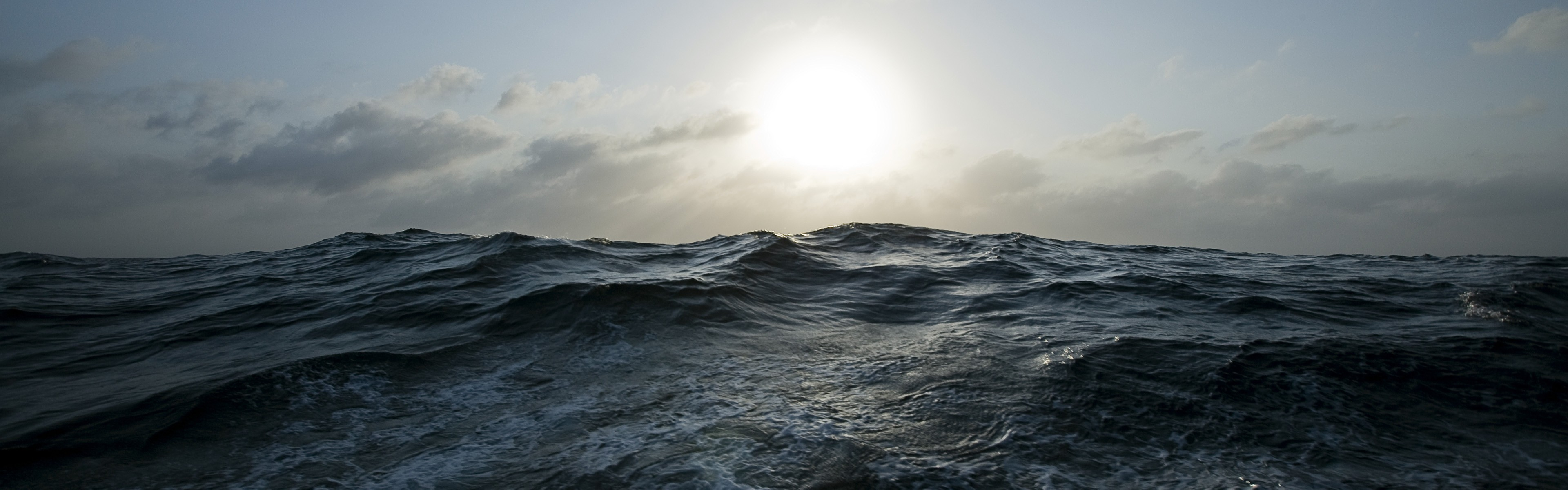 water Sun panorama seascapes