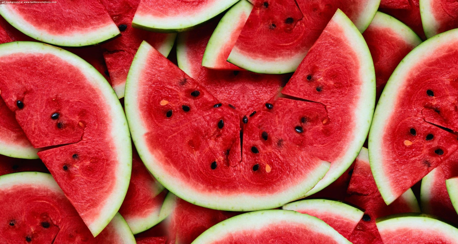 WATERMELON melon fruit red bokeh