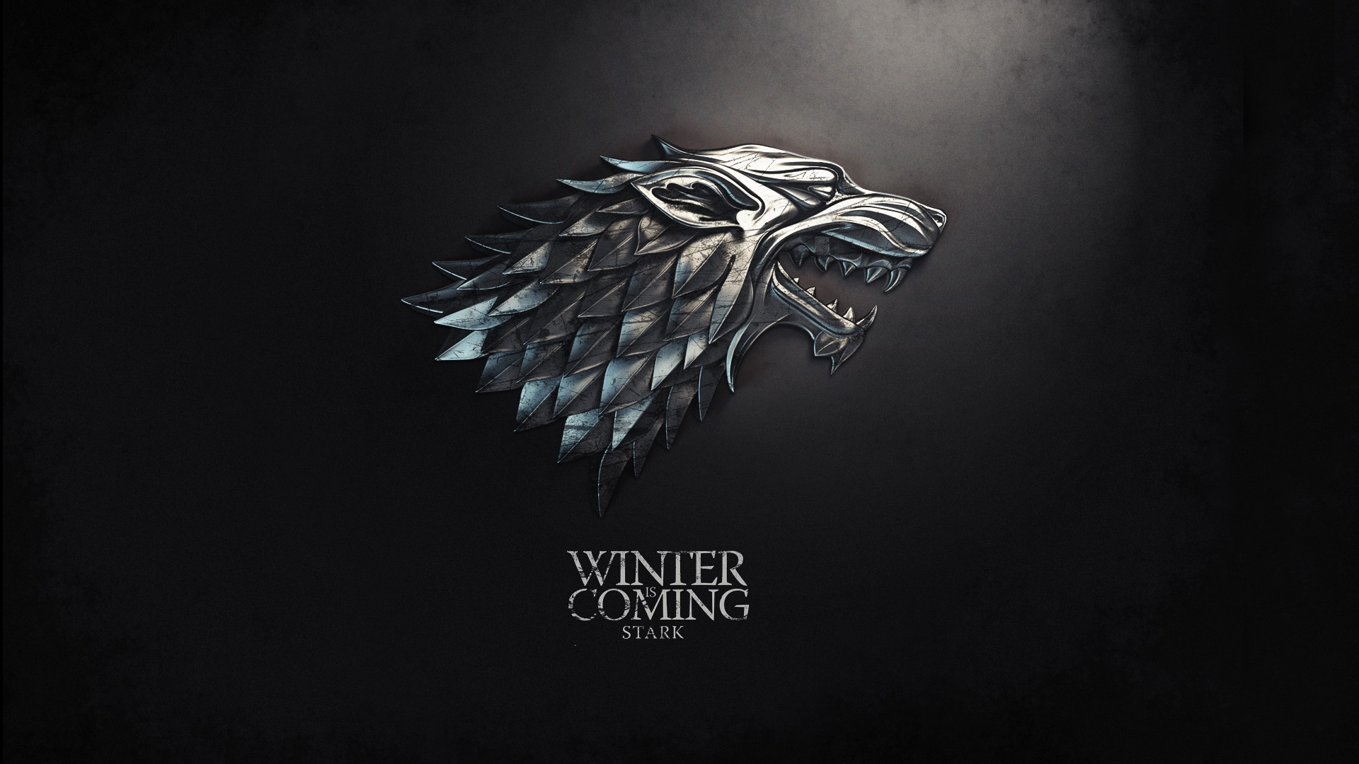 winter Game of Thrones A Song of Ice and Fire TV series Winter is Coming House Stark wolves