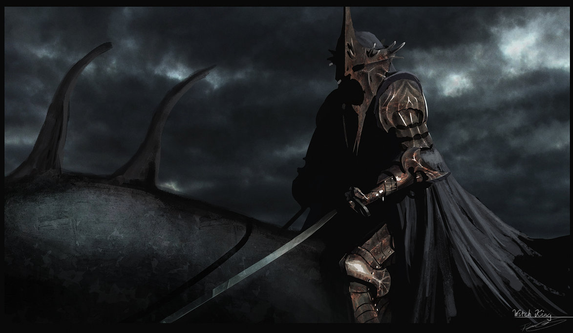 Witch-king of Angmar - The Lord of the Rings