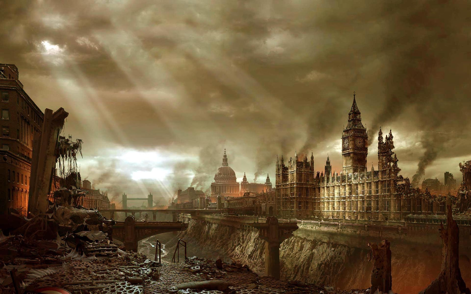 Wrecked London