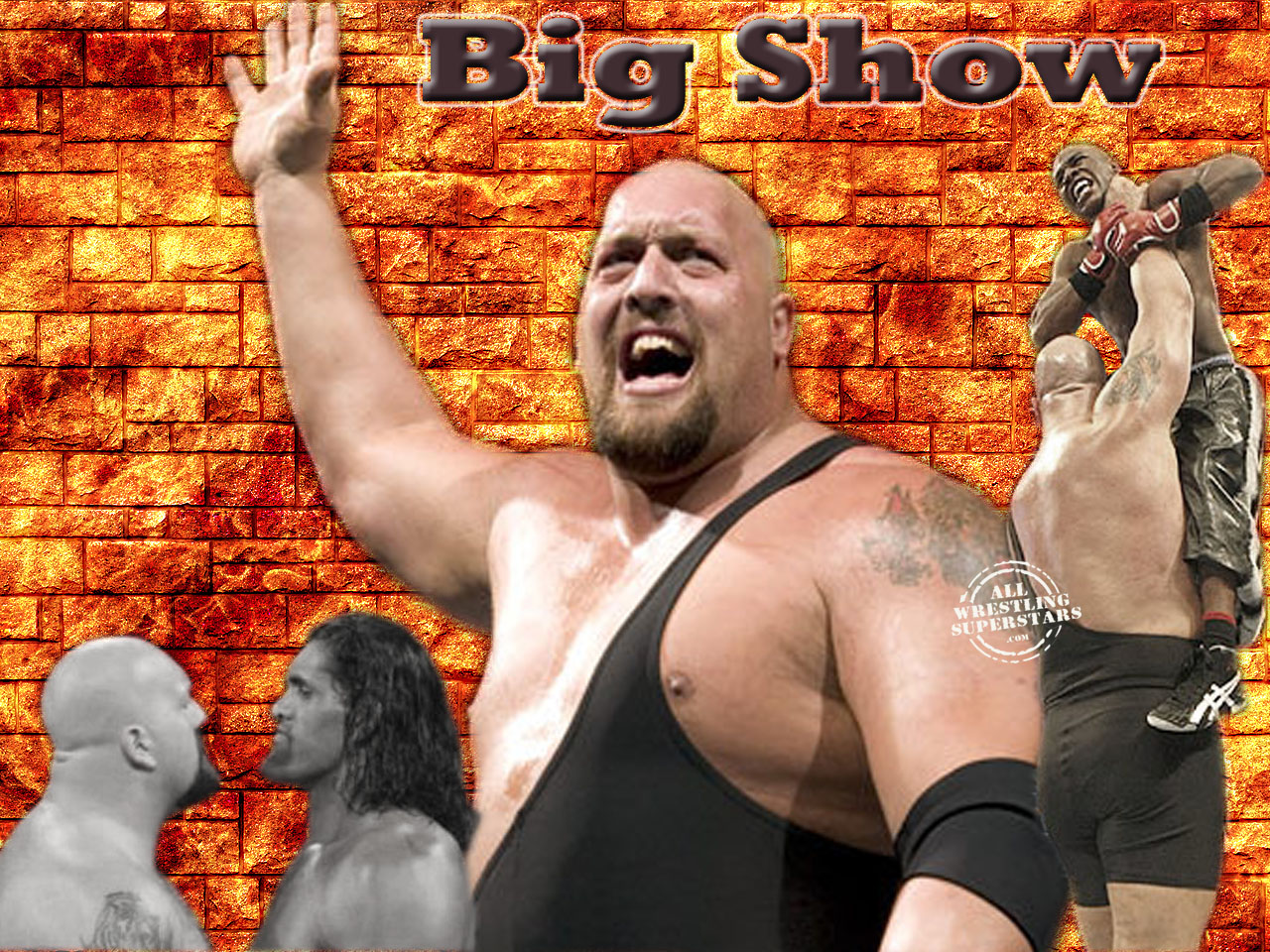 wwe wrestling BIG SHOW