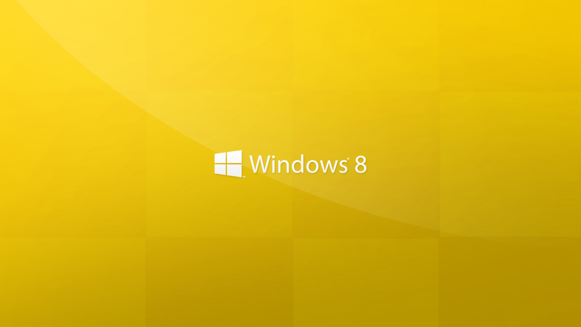 Yellow Windows logo