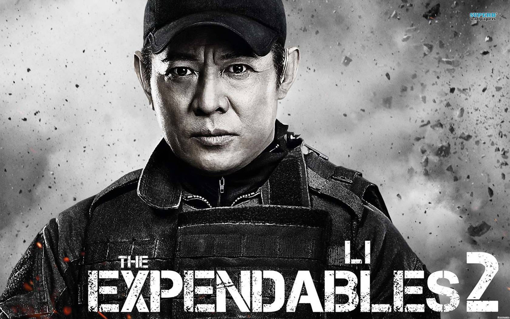 Yin Yang - The Expandables 2