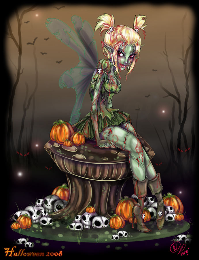 Zombie Tinker Bell